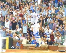 Sammy Sosa Autographed 11x14 Photo Chicago Cubs Beckett BAS Stock #177690
