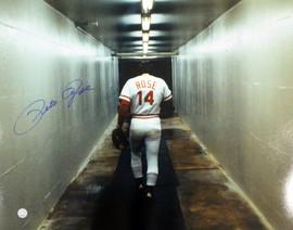 Pete Rose Autographed 16x20 Photo Cincinnati Reds PR Holo Stock #178313