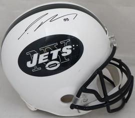 Jamal Adams Autographed New York Jets Full Size Replica Helmet (Chip) Beckett BAS #E02256