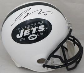 Jamal Adams Autographed New York Jets Full Size Replica Helmet (Chip) Beckett BAS #E02248