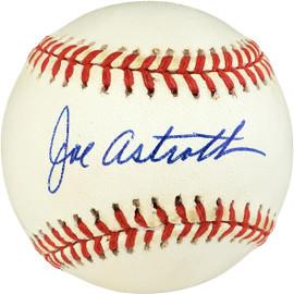Joe Astroth Autographed Official AL Baseball Philadelphia A's JSA #C23080