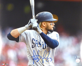 Fernando Tatis Jr. Autographed 16x20 Photo San Diego Padres Beckett BAS Stock #181118