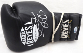 Andre Ward Autographed Reyes Boxing Glove Beckett BAS #V61324