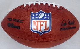 Unsigned Official NFL Leather Football Stock #185116
