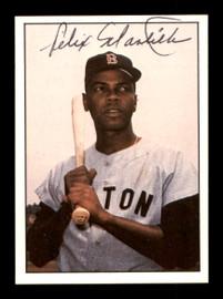 Felix Mantilla Autographed 1981 TCMA The 1960's Card #327 Boston Red Sox SKU #189249