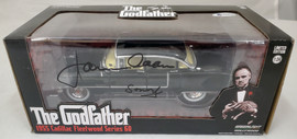"James Caan Autographed The Godfather Die Cast Car ""Sonny"" Beckett BAS Stock #192599"