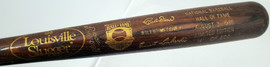 Unsigned Willie McCovey 1986 Baseball Hall of Fame Induction Bat #141/500 SKU #193529