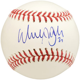 Walker Buehler Autographed Official MLB Baseball Los Angeles Dodgers Beckett BAS Stock #193763