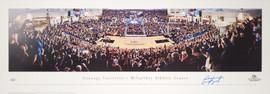 Corey Kispert Autographed 12x36 Panoramic Photo Gonzaga Bulldogs MCS Holo Stock #194798