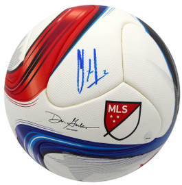 Clint Dempsey Autographed Adidas Soccer Ball Seattle Sounders Steiner Holo Stock #194859