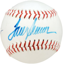 MLB HOFer's & Alumni Autographed Official Baseball With 7 Signatures Including Tom Seaver & Burleigh Grimes Beckett BAS #AA01884