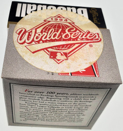 Unsigned Sealed Official 1994 World Series Official MLB Baseball SKU #196789