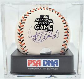 Ichiro Suzuki Autographed Official 2007 All Star Game MLB Baseball Seattle Mariners PSA 10 PSA/DNA #81892293