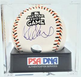 Ichiro Suzuki Autographed Official 2007 All Star Game MLB Baseball Seattle Mariners PSA 10 PSA/DNA #81892304
