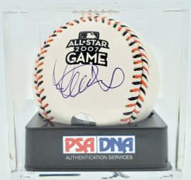 Ichiro Suzuki Autographed Official 2007 All Star Game MLB Baseball Seattle Mariners PSA 10 PSA/DNA #81892305