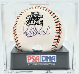 Ichiro Suzuki Autographed Official 2007 All Star Game MLB Baseball Seattle Mariners PSA 10 PSA/DNA #81892299