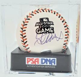 Ichiro Suzuki Autographed Official 2007 All Star Game MLB Baseball Seattle Mariners PSA 10 PSA/DNA #81892303
