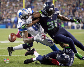 Unsigned 16x20 Photo #2 to be signed by Kam Chancellor **Requires Autograph Ticket To Be Signed**