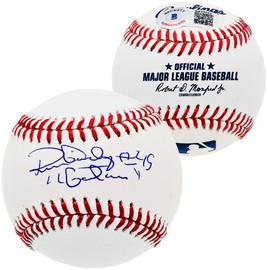 "Ron Guidry Autographed Official MLB Baseball New York Yankees ""Gator"" Beckett BAS Stock #197061"