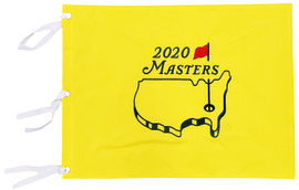 Unsigned 2020 Masters Golf Flag Stock #197081