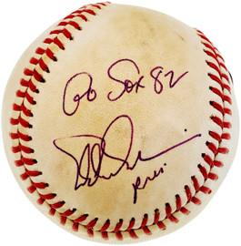"Eddie Einhorn Autographed Official MacPhail AL Baseball Chicago White Sox Owner ""Go Sox 82"" Beckett BAS #BB46472"