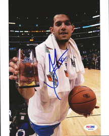 Jordan Farmar Autographed 8x10 Photo UCLA Bruins PSA/DNA #S40254