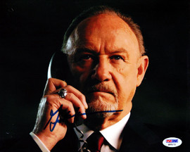 Gene Hackman Autographed 8x10 Photo PSA/DNA #Q93172
