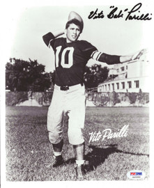 Vito Parilli Autographed 8x10 Photo Green Bay Packers PSA/DNA #S43355