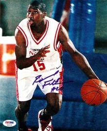 Raymond Felton Autographed 8x10 Photo UNC Tar Heels PSA/DNA #S46230