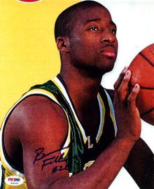 Raymond Felton Autographed 8x10 Photo UNC Tar Heels PSA/DNA #S46233