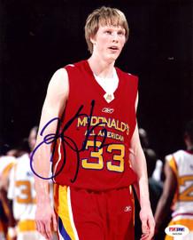 Kyle Singler Autographed 8x10 Photo Duke Blue Devils PSA/DNA #S46288