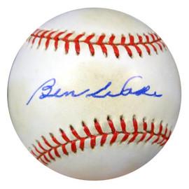 Ben Wade Autographed NL Baseball Brooklyn Dodgers PSA/DNA #T45495