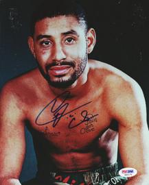Diego Corrales Autographed 8x10 Photo PSA/DNA #S42176