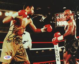 Diego Corrales Autographed 8x10 Photo PSA/DNA #S42178