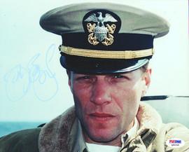 Jon Bon Jovi Autographed 8x10 Photo U-571 PSA/DNA #Q90330