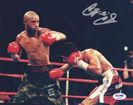 Diego Corrales Autographed 8x10 Photo PSA/DNA #S48382