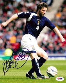 Steven Pressley Autographed 8x10 Photo Scotland PSA/DNA #U54995