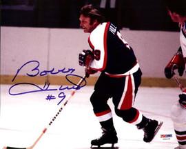 Bobby Hull Autographed 8x10 Photo Winnipeg Jets PSA/DNA #U58929