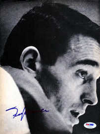 Frank Mahovlich Autographed Magazine Page Photo PSA/DNA #U93853