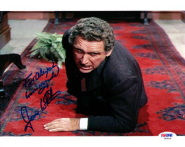 James Whitmore Autographed 8x10 Photo Big Valley PSA/DNA #U94839
