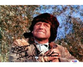 James Whitmore Autographed 8x10 Photo Big Valley PSA/DNA #U94843
