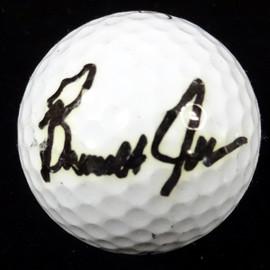 Brandt Jobe Autographed Titleist Golf Ball PSA/DNA #Q18927