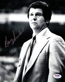 Harry Sinden Autographed 8x10 Photo PSA/DNA #W64366