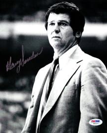 Harry Sinden Autographed 8x10 Photo PSA/DNA #W64371