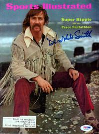 David Miln Smith Autographed Sports Illustrated Magazine PSA/DNA #X23286