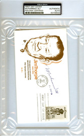 Muhammad Ali Autographed First Day Cover PSA/DNA #83706559