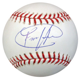 Felix Hernandez Autographed Official MLB Baseball Seattle Mariners PSA/DNA RookieGraph #R01113