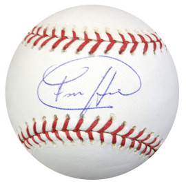 Felix Hernandez Autographed Official MLB Baseball Seattle Mariners PSA/DNA RookieGraph #R01109