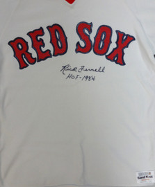 "Rick Ferrell Autographed Boston Red Sox Jersey ""HOF 1984"" PSA/DNA #V11327"