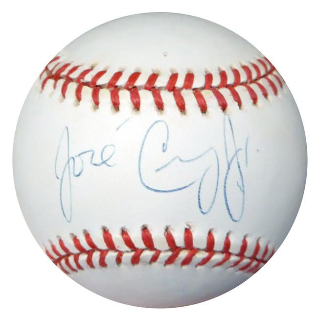 Jose Cruz Jr. Autographed Official AL Baseball Mariners, Blue Jays PSA/DNA #AB51248